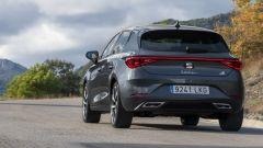 Seat Leon e-Hybrid, plug-in all'esame di spagnolo. Prova video - Immagine: 6