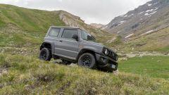 Suzuki Jimny Pro: posso guidarlo? Video prova on-road e offroad - Immagine: 5