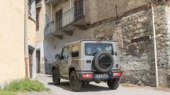 Suzuki Jimny Pro: posso guidarlo? Video prova on-road e offroad - Immagine: 15