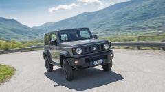 Suzuki Jimny Pro: posso guidarlo? Video prova on-road e offroad - Immagine: 16
