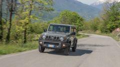 Suzuki Jimny Pro: posso guidarlo? Video prova on-road e offroad - Immagine: 17