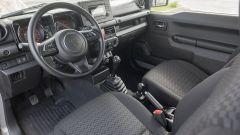 Suzuki Jimny Pro: posso guidarlo? Video prova on-road e offroad - Immagine: 20
