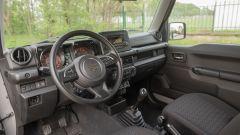 Suzuki Jimny Pro: posso guidarlo? Video prova on-road e offroad - Immagine: 21
