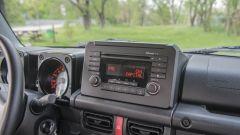 Suzuki Jimny Pro: posso guidarlo? Video prova on-road e offroad - Immagine: 29