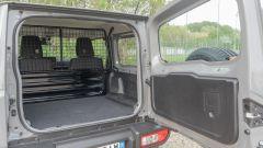 Suzuki Jimny Pro: posso guidarlo? Video prova on-road e offroad - Immagine: 30