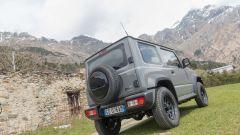 Suzuki Jimny Pro: posso guidarlo? Video prova on-road e offroad - Immagine: 35