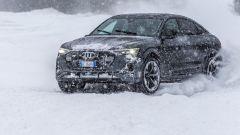Audi e-tron S Sportback, potere al Torque Vectoring elettrico. Prova video - Immagine: 2