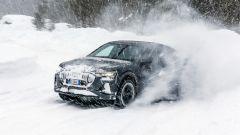 Audi e-tron S Sportback, potere al Torque Vectoring elettrico. Prova video - Immagine: 3