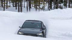 Audi e-tron S Sportback, potere al Torque Vectoring elettrico. Prova video - Immagine: 10