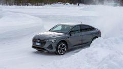 Audi e-tron S Sportback, il video della prova