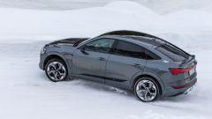 Audi e-tron S Sportback, potere al Torque Vectoring elettrico. Prova video - Immagine: 12