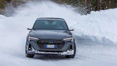 Audi e-tron S Sportback, potere al Torque Vectoring elettrico. Prova video - Immagine: 15