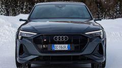 Audi e-tron S Sportback, potere al Torque Vectoring elettrico. Prova video - Immagine: 18