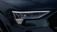 Audi e-tron S Sportback, potere al Torque Vectoring elettrico. Prova video - Immagine: 22