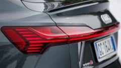 Audi e-tron S Sportback, potere al Torque Vectoring elettrico. Prova video - Immagine: 24