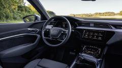 Audi e-tron S Sportback, potere al Torque Vectoring elettrico. Prova video - Immagine: 25