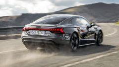 Audi RS e-tron GT, l'anno zero delle Granturismo. Prova video - Immagine: 7