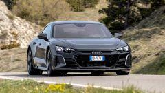 Audi RS e-tron GT, l'anno zero delle Granturismo. Prova video - Immagine: 8