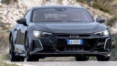 Audi RS e-tron GT, la prova video