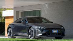 Audi RS e-tron GT, l'anno zero delle Granturismo. Prova video - Immagine: 11