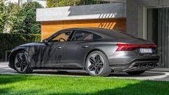 Audi RS e-tron GT, l'anno zero delle Granturismo. Prova video - Immagine: 12
