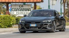 Audi RS e-tron GT, l'anno zero delle Granturismo. Prova video - Immagine: 21