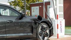 Audi RS e-tron GT, l'anno zero delle Granturismo. Prova video - Immagine: 22