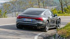 Audi RS e-tron GT, l'anno zero delle Granturismo. Prova video - Immagine: 23