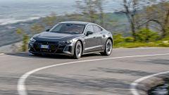 Audi RS e-tron GT, l'anno zero delle Granturismo. Prova video - Immagine: 24
