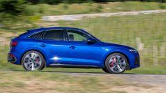 Nuova Audi Q5 Sportback: la prova della PHEV più potente (video) - Immagine: 1
