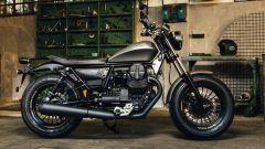 Moto Guzzi V9 Bobber sfida Triumph Street Twin - Immagine: 16