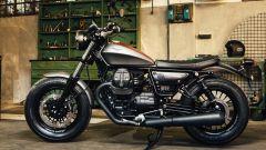 Moto Guzzi V9 Bobber sfida Triumph Street Twin - Immagine: 17
