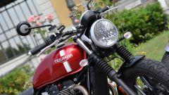 Moto Guzzi V9 Bobber sfida Triumph Street Twin - Immagine: 19