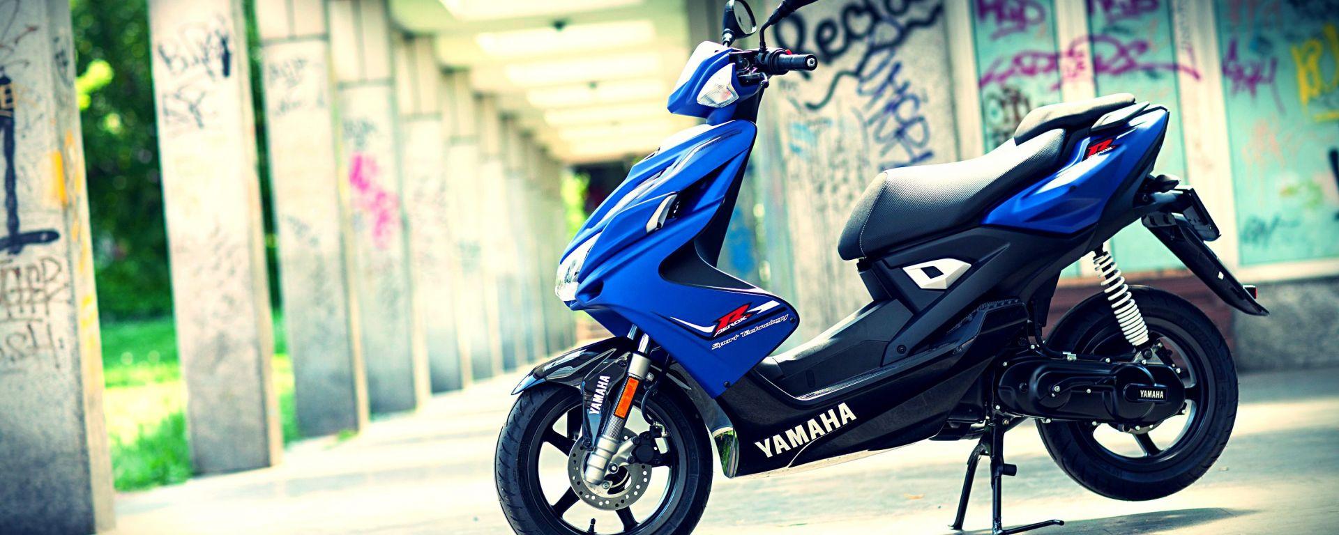 Prove Scooter: le novità del 2013