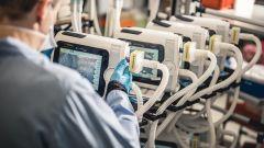 PSA e Air Liquide per la produzione di respiratori
