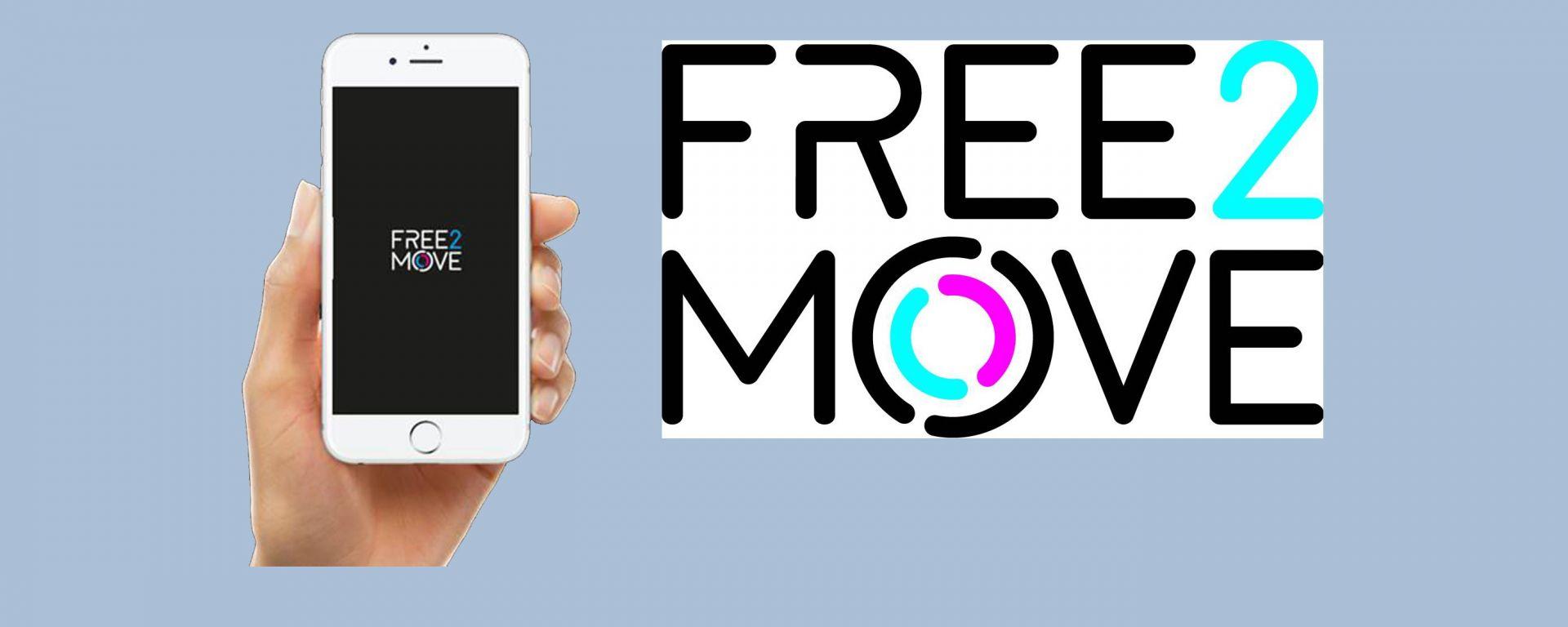 PSA lancia Free2Move, l'app per gestire numerosi servizi di car sharing