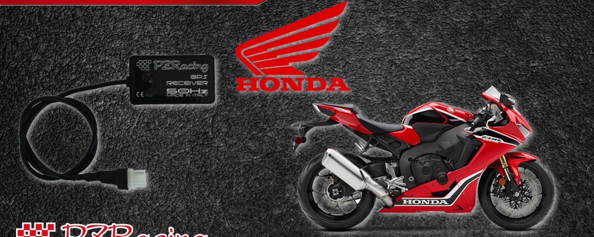PZRacing: il LapTronic è anche per la Honda CBR 1000RR 2017