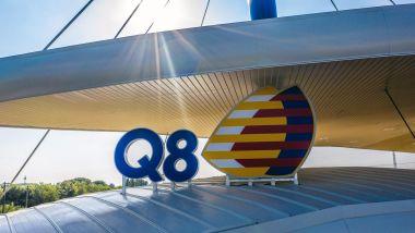 Q8, la nuova area di servizio di Paderno Dugnano