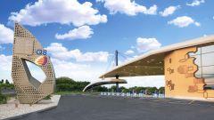 Q8, apre la flagship station di Paderno Dugnano con ricarica anche per le elettriche