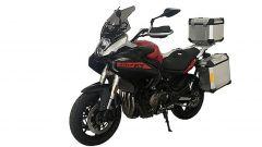 QJ Motor presenta la Stels 650 GT con motore 4 cilindri derivato dalla BN 600 GT: arriverà anche in Italia?