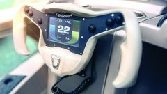 Quadrofoil Q2S Electric: il volante staccabile fa da chiave d'avviamento