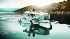 Aliscafo elettrico Quadrofoil Q2S: altro che la moto d'acqua [video] - Immagine: 1