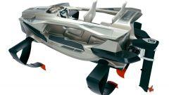 Quadrofoil Q2S Electric raggiunge i 40 km/h di velocità