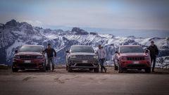 Quale scelgo? Cominciamo dalla Jeep Grand Cherokee SRT