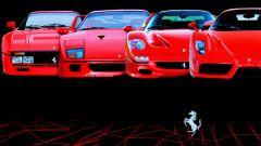 Quali sono i modelli Ferrari più importanti della storia?