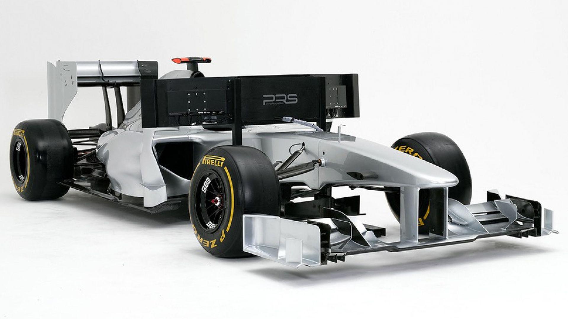 Simulatori quanto costa il brivido della f1 motorbox for Quanto costa costruire un garage per 3 auto