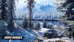 Quaranta i veicoli di Snowrunner