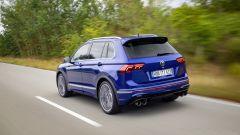 Quattro scarichi per la Volkswagen Tiguan R 2021