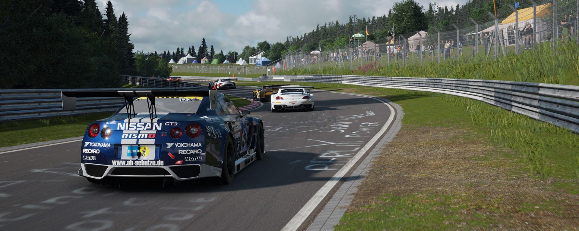 Questa è l'auto capace del record stellare sulla Nordschleife a Gran Turismo Sport