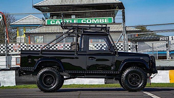 Questa Land Rover pimpata sembra pronta per l'Apocalisse